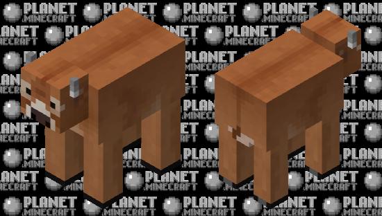 Jersey Cow Minecraft Skin