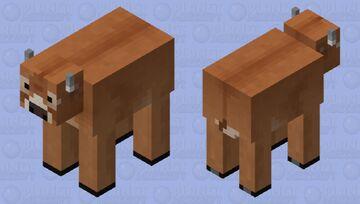 Jersey Cow Minecraft Mob Skin