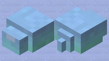 Ice Mite Minecraft Mob Skin