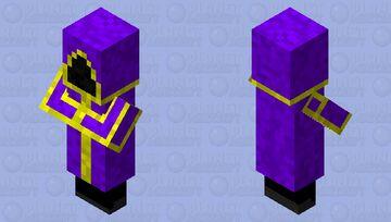 cultist Minecraft Mob Skin