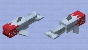 Strider Dolphin Minecraft Mob Skin