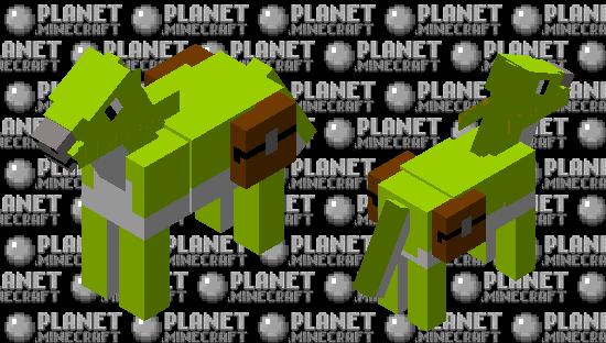Iguanodon Minecraft Skin