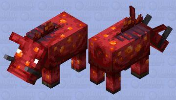 Hogshroom Minecraft Mob Skin