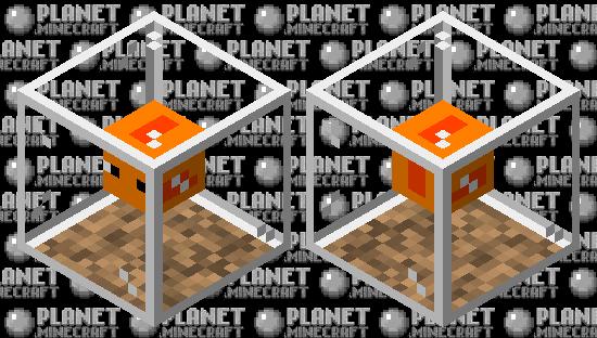 Fish Tank Minecraft Skin