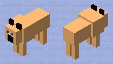 PUG!!![better] Minecraft Mob Skin