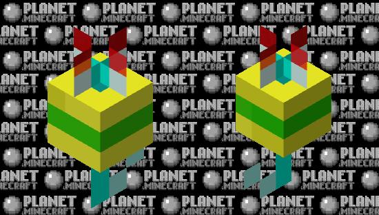 High Vis Bobber Minecraft Skin