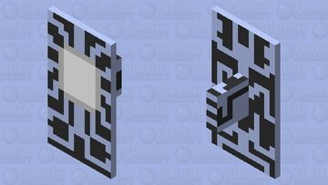 This is wut i think a computer chip looks like Minecraft Mob Skin