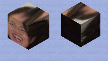 豊田真由子 Happy Toyota Minecraft Mob Skin