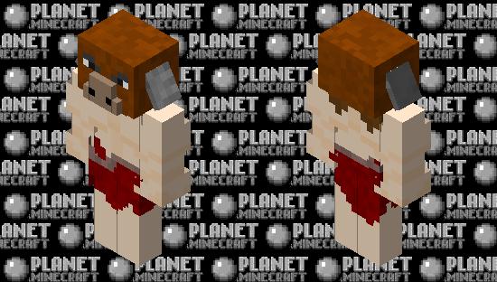 Minotaur (Mythical Creatures Mob Skin Contest Entry) Minecraft Skin