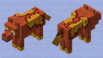 Firetalon, Request (female) Minecraft Mob Skin