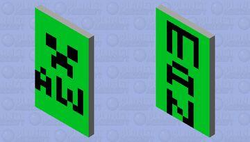 Creeper Aw Man ~ CaptinSparklez~Pop Reel Again?! Minecraft Mob Skin