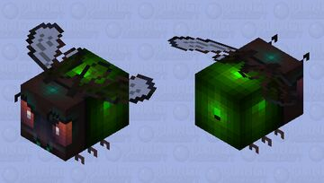 Crap fly Minecraft Mob Skin