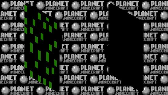 Hacker shield Minecraft Skin