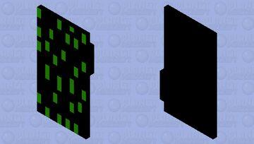 Hacker shield Minecraft Mob Skin