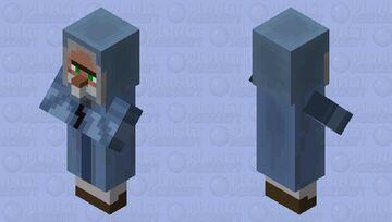 Eskimo (Winter Mobs) Minecraft Mob Skin