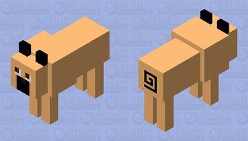 PUG!!! Minecraft Mob Skin