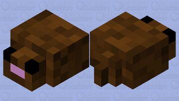wombat Minecraft Mob Skin