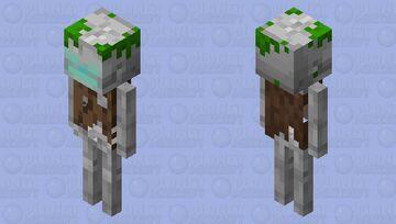 sunken Minecraft Mob Skin