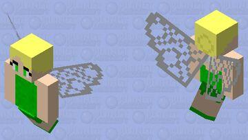 Tinker Bell Minecraft Mob Skin