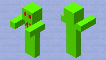 Coronavirus Minecraft Mob Skin