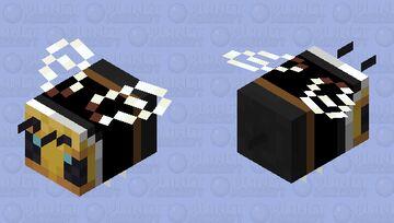 Business Bee Minecraft Mob Skin