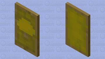 Oak Tree - (cape) Minecraft Mob Skin
