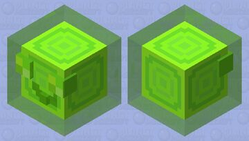 Rad Slime From Slime Rancher Minecraft Mob Skin