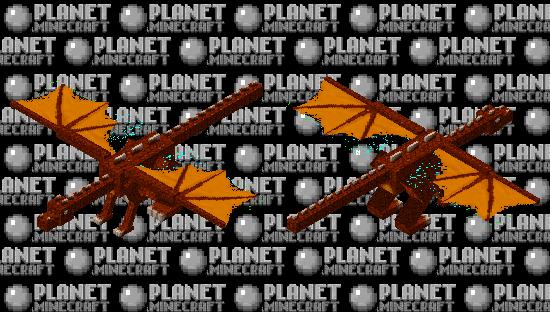 Smaug Minecraft Skin