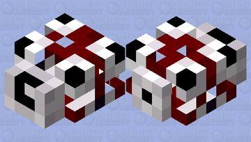 Eyeball(s) Endermite Minecraft Mob Skin