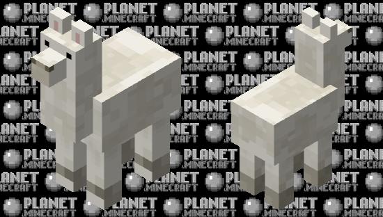 llama/alpaca adorable :3 Minecraft Skin