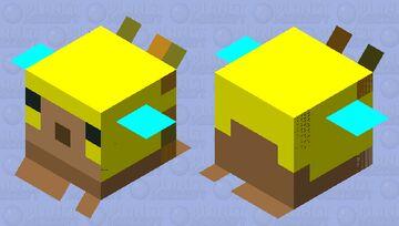 Mad PufferFish (pufferfish series 2/3) Minecraft Mob Skin