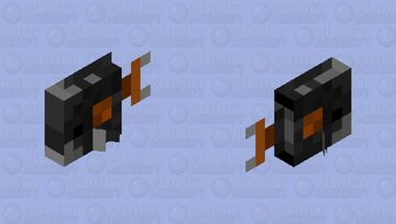 Achilles Tang Minecraft Mob Skin