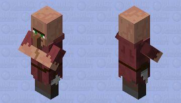 Lumberjack (Villager profession) Minecraft Mob Skin