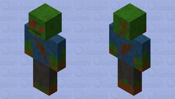 zombie Re-skin Minecraft Mob Skin
