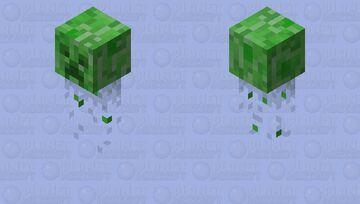 creepy Minecraft Mob Skin