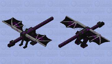 The Undead Dragon Minecraft Mob Skin