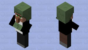 The file holder( homrom request ) Minecraft Mob Skin