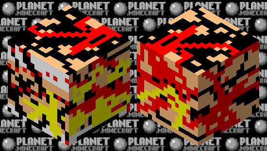 hs Minecraft Skin