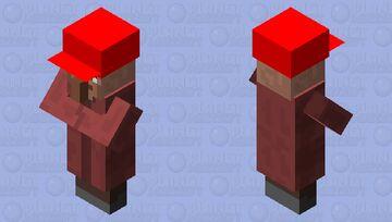 villager kid Minecraft Mob Skin