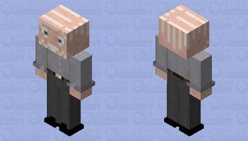 Hide the Pain Harold Piglin Minecraft Mob Skin