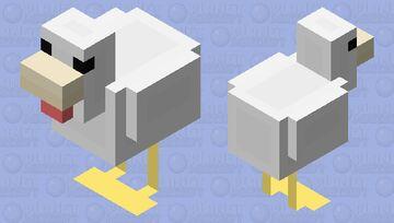 _-=: Soft Chicken :=-_ Minecraft Mob Skin