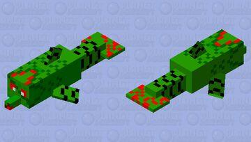 peaceful Naga-Arch Nemesis of the Guardians Minecraft Mob Skin