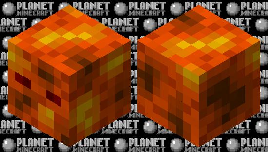 Molten Stone Minecraft Skin