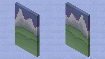 _-=: Mountains And Hills. :=-_ Minecraft Mob Skin