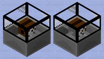 Coffee Bean in a machine Minecraft Mob Skin
