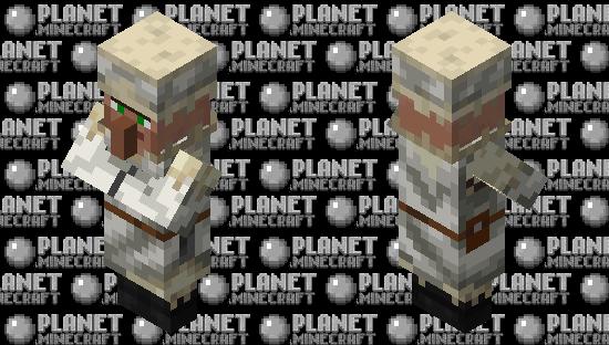Nomad (Villager type) Minecraft Skin