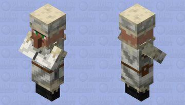 Nomad (Villager type) Minecraft Mob Skin