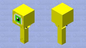 Suezo Minecraft Mob Skin