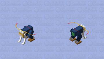 Tohru - Miss Kobayashi's Dragon Maid Minecraft Mob Skin