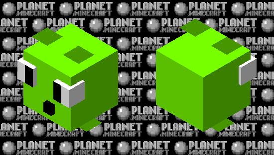 Mooncake - FInal Space Minecraft Skin